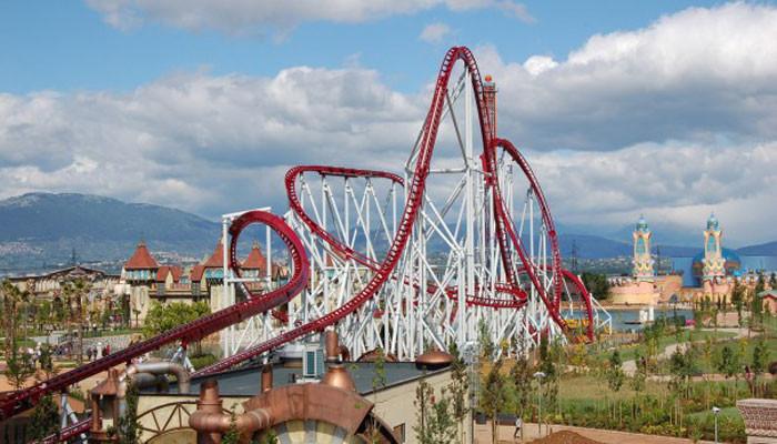 Parco Giochi Rainbow Magicland Valmontone