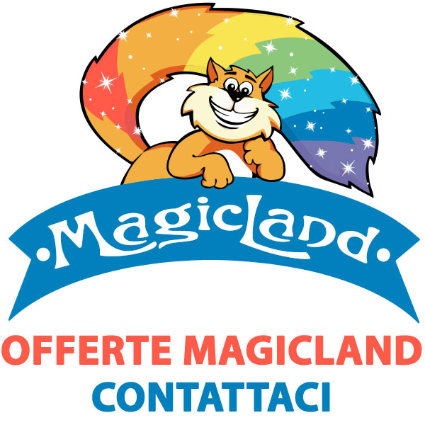 Le migliori offerte rainbow magicland valmontone